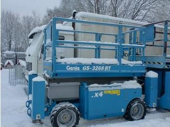 Genie GS 3268 RT 4x4 - construction equipment