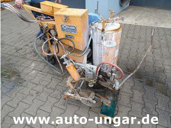 HOFMANN H8 Striper Straßenmarkierung Parkplatzmarkierung - construction equipment