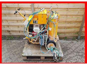 HOFMANN MALOWARKA DROGOWA Agregat Do Malowania Pasów MARKIERMASCHINE ROA - construction equipment