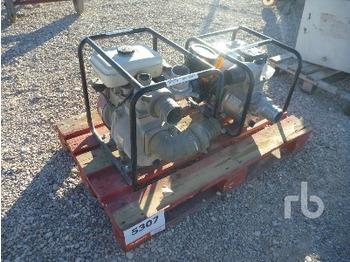 Honda Qty Of Water - construction equipment
