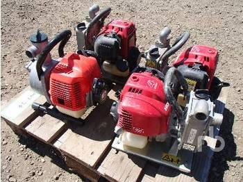 Honda Quantity Of 4 Water - construction equipment
