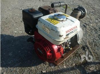Honda WH20X Water - construction equipment