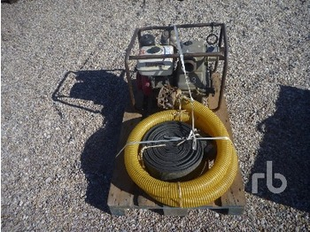 Honda WT30X Water - construction equipment