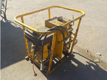 Hydraulic Power Pack, Petrol - construction equipment