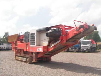 Inne KRUSZARKA SZCZĘKOWA SANDVIK QJ240 - construction equipment