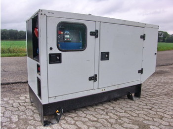 JOHN DEERE - LEROY SOMER 40KVA generator strom - construction equipment