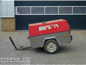 Kaeser M21, 7bar - construction equipment