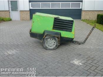 Kaeser M22, 7 bar - construction equipment