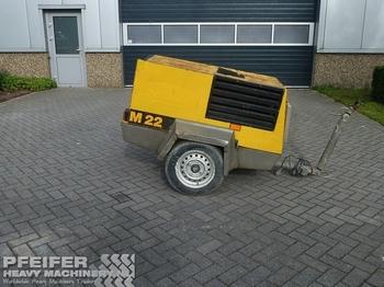 Kaeser M22, Diesel, 7 bar - construction equipment