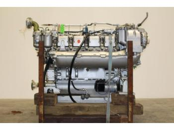 MTU 396 engine  - construction equipment