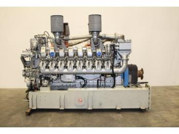 MTU DDC V16 4000 - construction equipment