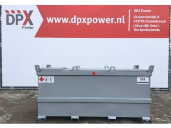 New Diesel Fuel Tank 3.000 Liter - DPX-31024  - construction equipment
