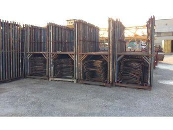 Construction equipment Ponteggio Edilponte ad H, modello a perni