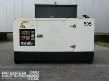 Pramac GBL30 Diesel 30kVA - construction equipment