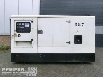 Pramac GSW-60 Diesel 60 kVA - construction equipment