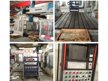 Rambaudi Ramspeed H45- 5 axis gantry milling machi  - construction equipment
