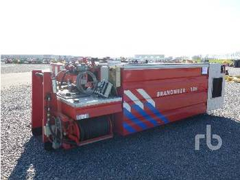Rosenbauer R300 3000 Lpm Roll-Off Skid Mtd - construction equipment
