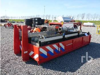 Rosenbauer R600 6000 Lpm Roll-Off Skid Mtd Power Pu - construction equipment