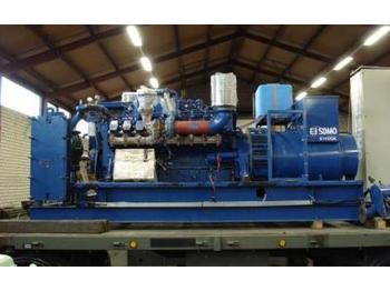 SDMO 1025 kVA - X1100 K - construction equipment