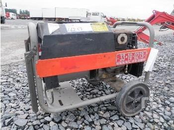 Sdmo VX200/4VE - construction equipment