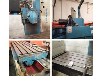 Zayer 2200BF3 Fixed bench milling machine  - construction equipment