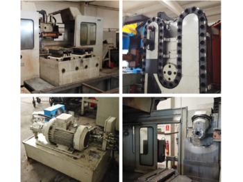 Zayer ZFG 630 CNC Fixed-bed milling machine  - construction equipment