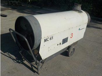 Dantherm MC65 Space Heater - construction heater
