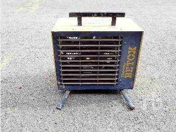 Electric - construction heater