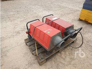 THERMOBILE VTB15000 Qty Of - construction heater