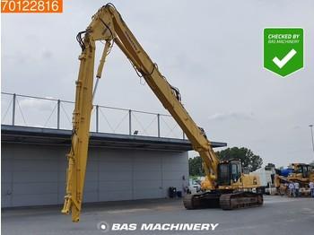 Komatsu PC450 HRD-8 UHD DEMOLITION - LOW HOURS - 28M - crane