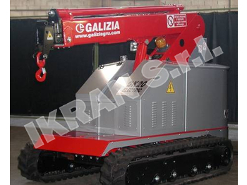 GALIZIA GK20 - crawler crane