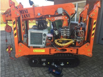 Jekko SPD260C Minikraan - crawler crane