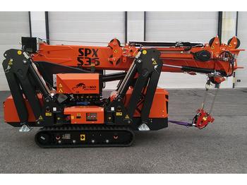 Jekko SPX 536 - crawler crane