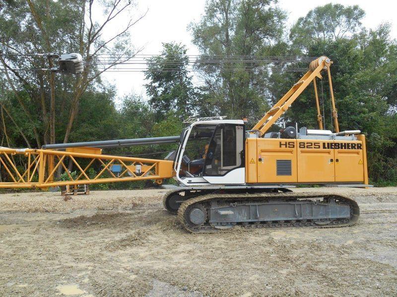 Crawler crane LIEBHERR HS 825 HD - Truck1 ID: 2224693