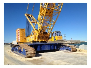 LIEBHERR LR 1400-2 crawler crane from Germany for sale at Truck1, ID