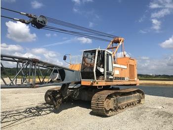 Liebherr HS 842 HD  - crawler crane