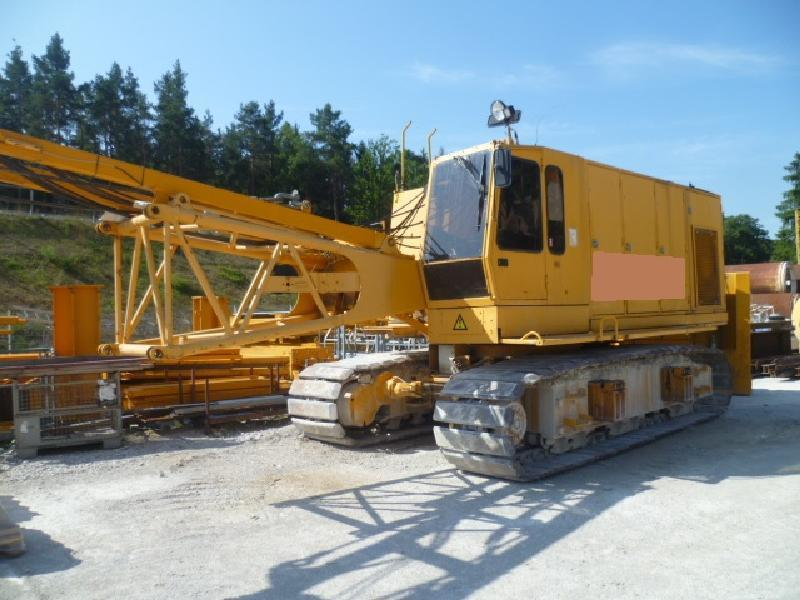 Liebherr HS 851 HD crawler crane from Germany for sale at Truck1, ID