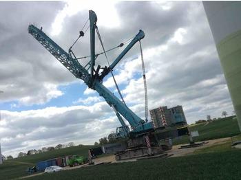 Liebherr LTR11200 - crawler crane