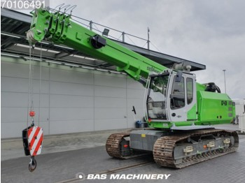 Crawler crane Sennebogen 643 From first owner - ready for work