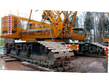 Crawler crane Terex-Demag CC 3800