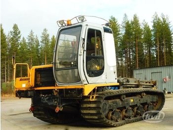 Morooka CG110D Tracked vehicle with hook for demountables - crawler dumper