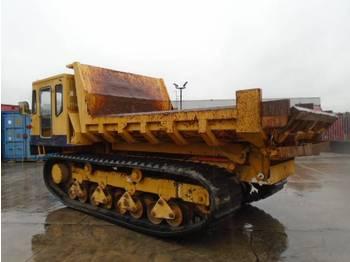 Morooka MST2300 - crawler dumper