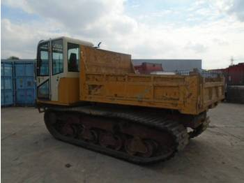 Morooka MST800VD - crawler dumper