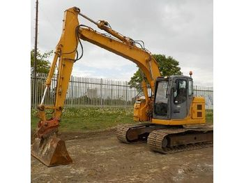 CASE CX135SR crawler excavator from United Kingdom for sale