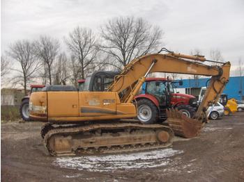 CASE CX210 - crawler excavator