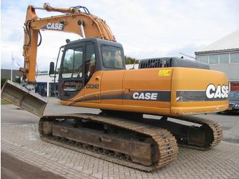 CASE CX 240 - crawler excavator