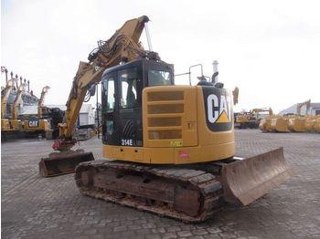Crawler excavator CATERPILLAR 314E LCR