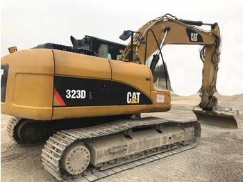 Crawler excavator CATERPILLAR 323DL