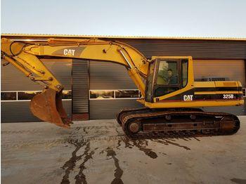 CATERPILLAR 325BL - crawler excavator