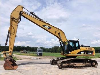 Crawler excavator CAT 325DLRE Dutch machine